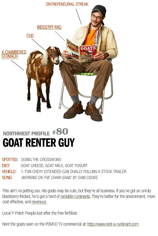 Goat Renter guy